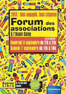 14ème Forum des associations de Colombes