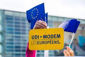 L'Europe, notre force - Projet UDI-MoDem Les Européens
