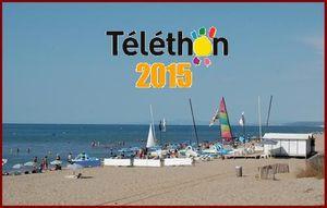 Téléthon 2015 : le résultat