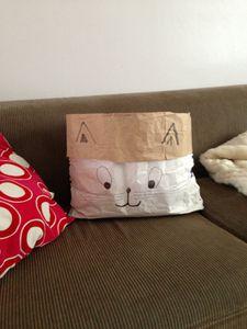 Mon nouveau sac à tricot