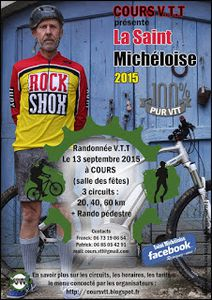 LA SAINT MICHELOISE 2015 - 13 septembre 2015