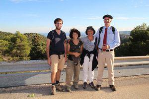 Mardi 1er Octobre : Aubagne - La Ciotat