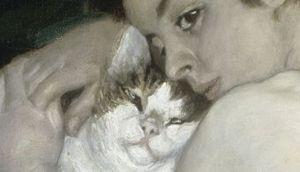 Le garçon au chat
