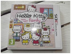 Hello Kitty sur 3DS [TEST]