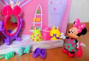 Minnie princesse du bal #Fisherprice