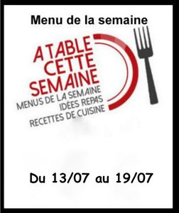 Menu &quot&#x3B; A table cette semaine&quot&#x3B; #95 , des chips et du made in france