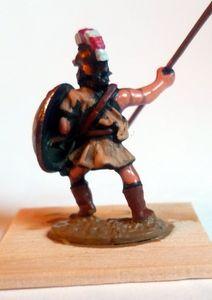 La peinture des figurines 15mm antique pas à pas (3).