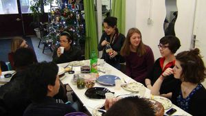 classe préparatoire (prépa arts ensad ensba inp gobelins) nouveaux adhérents au Club des Koronin
