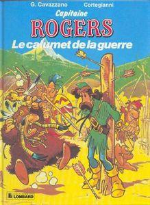 Cornes-d'Auroch et le calumet de la guerre.