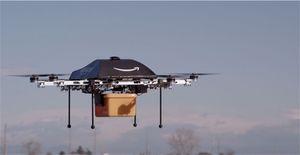 Finalement la livraison Amazon par drone, c'est pas pour tout de suite