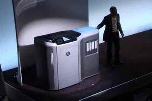 HP affirme avoir révolutionné l'impression 3D