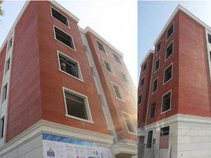 Immeubles imprimés en 3D
