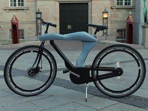 Le vélo électrique du futur
