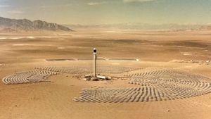 Le renouveau de l'énergie solaire avec la centrale Crescent Dunes