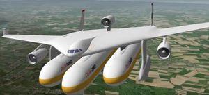 Un super avion modulable révolutionnaire