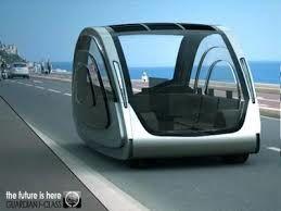En 2035 le nombre de voiture sans pilote aura explosé