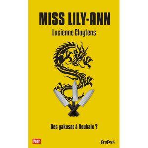 Miss Lily-Ann de Lucienne Cluytens (Krakoen)