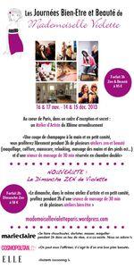 Bon plan bien-être et beauté à Paris !
