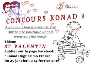 concours konad onglissimo 9