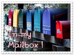 In My Mailbox #22