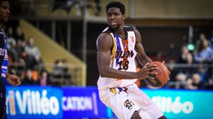 France/Basket Pro A:  Le Tchadien Jacques Alingué, symbole de la réussite dijonnaise