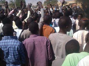 Tchad: Manifestation et colère des etudiants de l'université d'Abéché