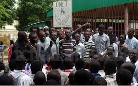 Tchad : Arrestation de quatre étudiants responsables syndicalistes ( UNET)