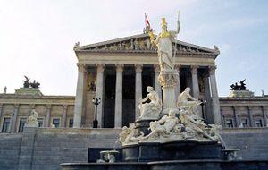 Le parlement de Vienne