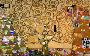 Tree of life 1909 – Klimt