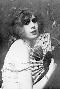 Lili Elbe, 1926 - photo : Creative Commons