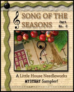 Mystery sampler : Song of the seasons 2ème partie