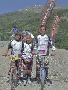 Trophée de France BMX à Serre-Chevalier