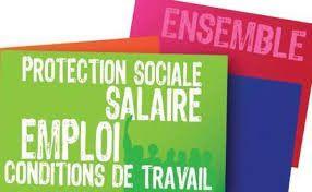 Emploi, salaires, conditions de travail, progrès social : Tous ensemble le 6 février !