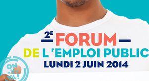 2ème forum de l'emploi public en Seine-Saint-Denis