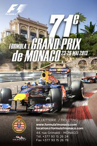 Monaco grand prix F1 Formule GP2 Renault photo