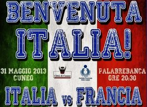 volley cuneo equipe nationale France Italie masculin photo picture