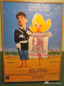 saint tropez gendarme gendarmerie cinema musee photo picture video