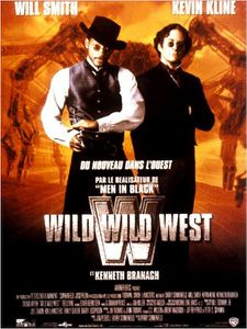 D'une adaptation de série TV : &quot&#x3B;Wild Wild West&quot&#x3B;