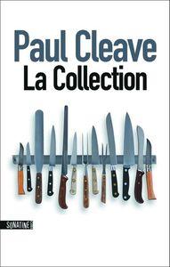 &quot&#x3B;La Collection&quot&#x3B; - Paul Cleave - Démosthène