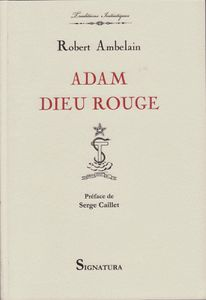 ADAM DIEU ROUGE