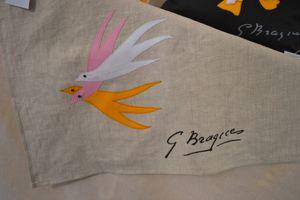 Georges Braque en couture
