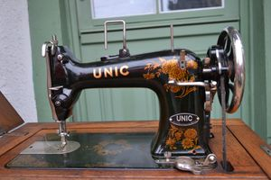 couture / machine ancienne