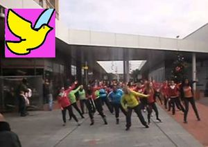 COLOMBES: Flash mob le 19 septembre
