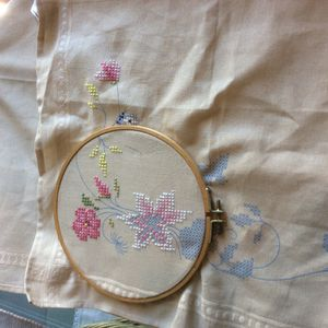 Encours broderie