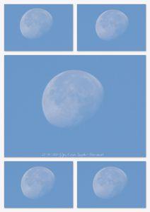 Bonjour, Madame la Lune..