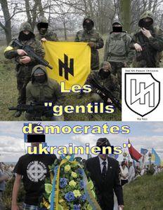 LES AMIS NAZIS UKRAINIENS DE L'EUROPE ET DU GOUVERNEMENT FRANCAIS DOCUMENT DE JEAN LEVY