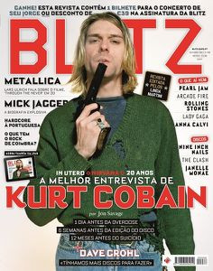 Interview de kurt cobain par Jon savage (1993)