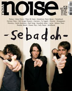 new noise : Sebadoh