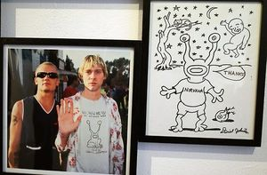 Expo : Les dessins de Daniel Johnston exposé à Paris