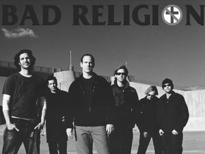 Bad Religion's not dead